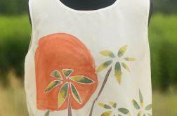 Bluzka jedwabna - flora