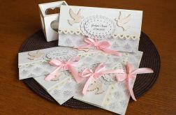 Zaproszenie na ślub kopertówka