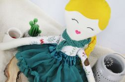 Anastazja, szmaragdowa lala, ogromna 75 cm!