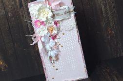Kwiatowa girlanda ślubna