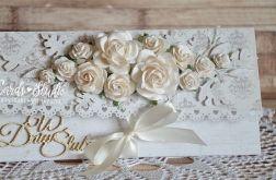 kopertówka klasyczna z okazji ślubu
