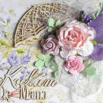 Kocham Cię Mamo - kartka 05