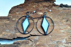 Kolczyki Geometria Tiffany