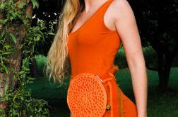 nerka okrągła pomarańczowa
