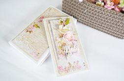 Romantyczna kartka w pudełku