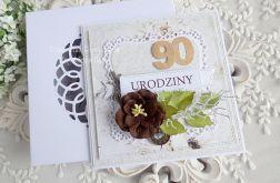 Kartka urodzinowa w pudełku 180