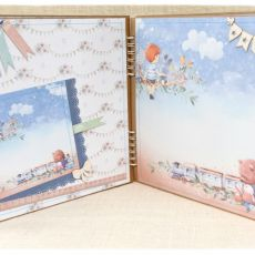 Album Scrapbooking ~Boy's Little World~