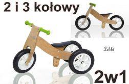 Rowerek biegowy od 25 cm lekki LAILY