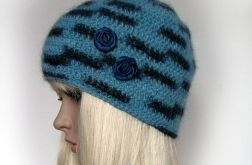 W błękitach - czapka