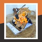 Kartka okolicznościowa-Twój projekt - Kartka rozłożona bokiem