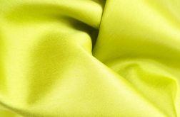 """Tkanina zasłonowa""""silk""""pistacja"""
