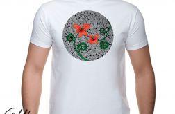 Zawijasy - t-shirt męski - różne kolory