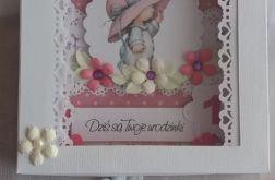 1 urodzinki dla dziewczynki