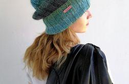 lekka czapka z merino
