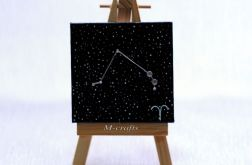 Kartka-Magnes: Znaki zodiaku-Baran