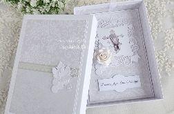 Kartka w pudełku z okazji Obłóczyn 60