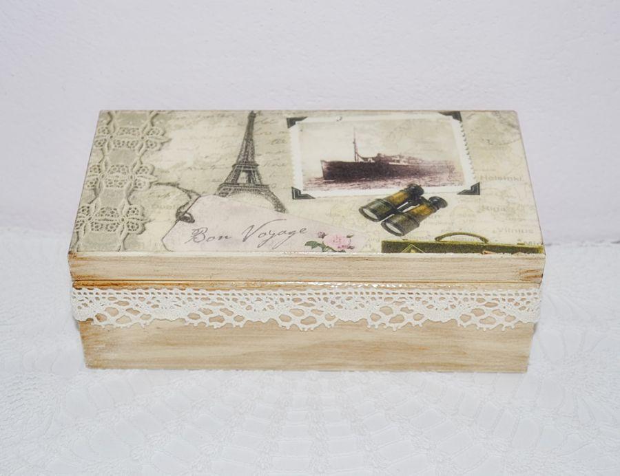 Retro Paryż -
