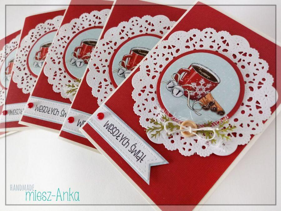 Wyjątkowe KARTKI ŚWIĄTECZNE - 3 - Boże Narodzenie, choinka, stajenka, szopka, święta rodzina, okolicznościowe