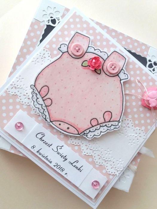 Słodki Drobiazg - Kartka Dla dziewczynki