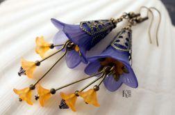 Kolczyki Kwiaty - 13