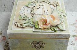 Pudełko ślubne - niezbędnik małżeński NM