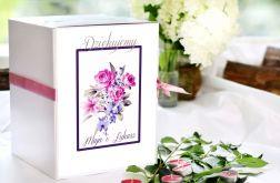 Pudełko na koperty/życzenia ślubne