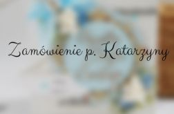 Zamówienie p. Katarzyny - kartki chrzecielne