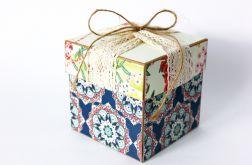 Pudełko na ślub lub rocznicę