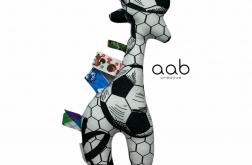 Grzechotka Żyrafa Piłka Nożna (413877)