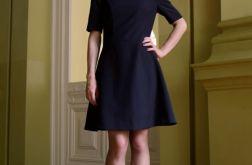 Klasyczna sukienka / czarna – JACKLYN