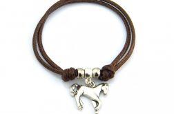 Koń - bransoletka