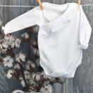 Body kimono Romance z bawełny organicznej Nanaf Organic