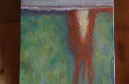 obraz olejny abstrakcja