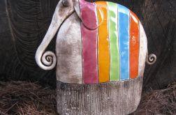 Kolorowy słonik