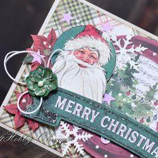 Merry Christmas - ze św. Mikołajem