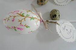 romantyczne jajo na piku do stroika