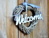 Serducho na powitanie