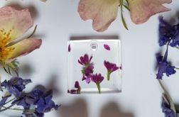 Naszyjnik z kwiatem