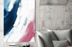 Obraz na płótnie abstrakcja #1 70x100 cm