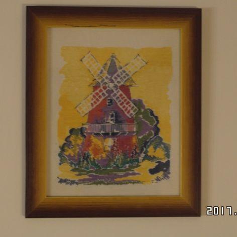 haftowany obrazek