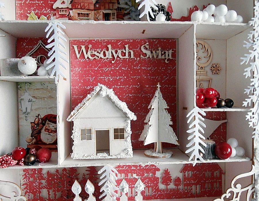 Domek świąteczny2