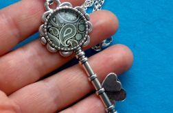 Naszyjnik-wisior Vintage Silver, Kluczyk I