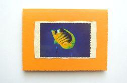 Uniwersalna kartka z rybką 1