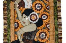 Mozaika ścienna - TANCERKA