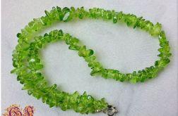 zielone szkiełka