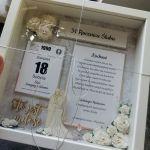 Piękna ramka 3D na rocznicę i ślub PRS 026 - ramka 3D na rocznicę i ślub 4