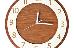 NOWOCZESNY zegar prezent ścianę KOŁO urodziny