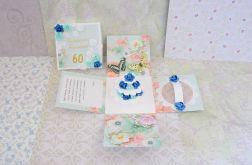 Exploding box 60 urodziny