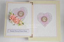 Album w pudełku IHS róż, foto 15x21