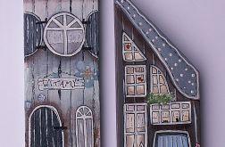 Domki 2 sztuki